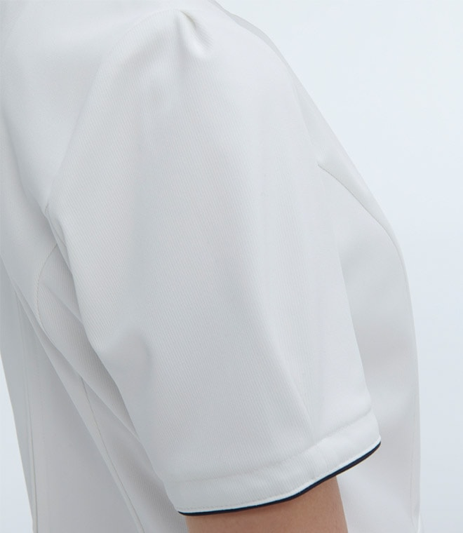 パフスリーブのデザイン袖
