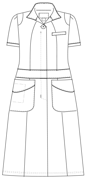 ATL-1097 フロントスタイルイラスト