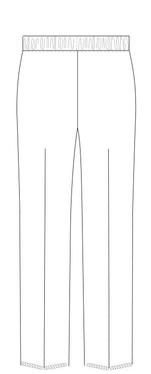 AY-4213 バックスタイルイラスト
