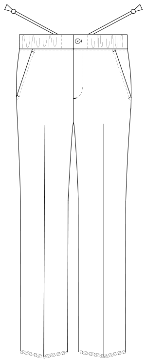 AY-4213 フロントスタイルイラスト