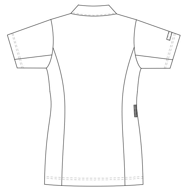 AY-4217 バックスタイルイラスト