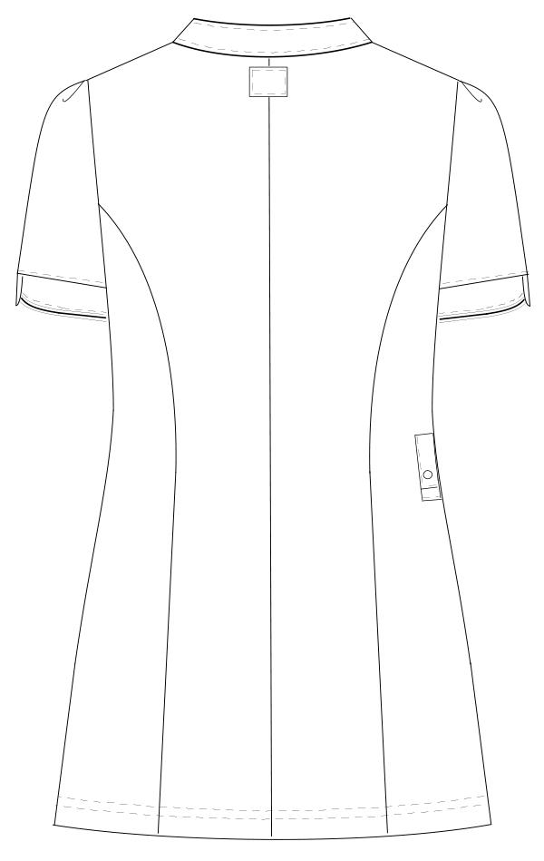 BD-6122 バックスタイルイラスト
