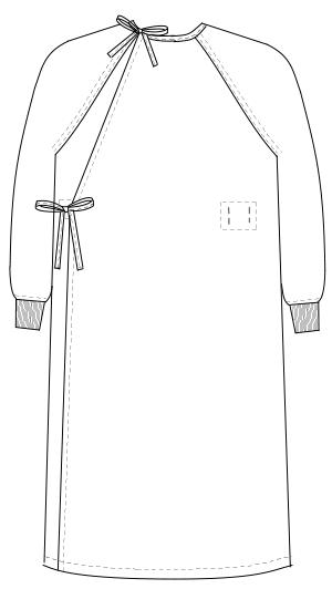 BMA-8110 バックスタイルイラスト