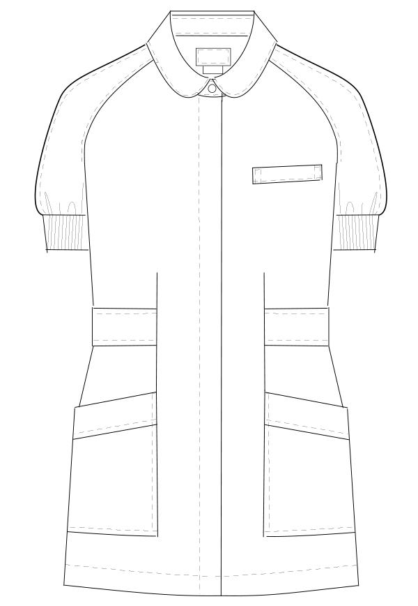 CA-1752 フロントスタイルイラスト