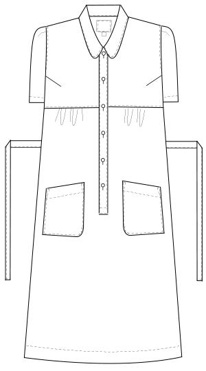 CA-1782 フロントスタイルイラスト