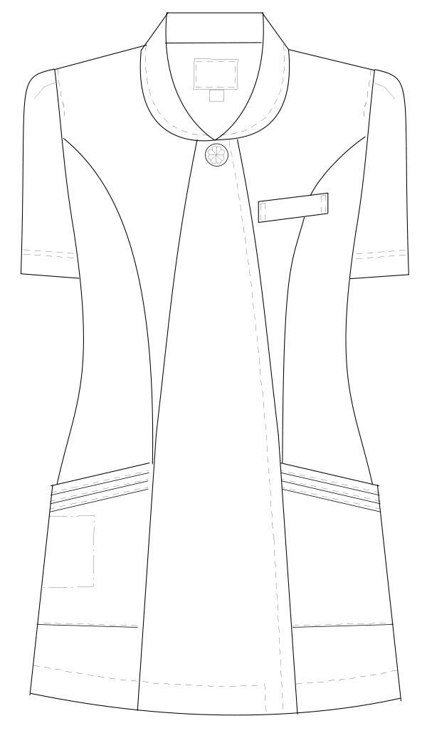 CA-1792 フロントスタイルイラスト