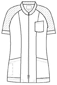 CA-2442 フロントスタイルイラスト