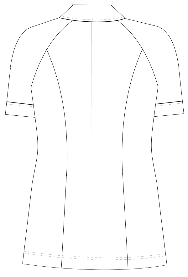 CE-2722 バックスタイルイラスト