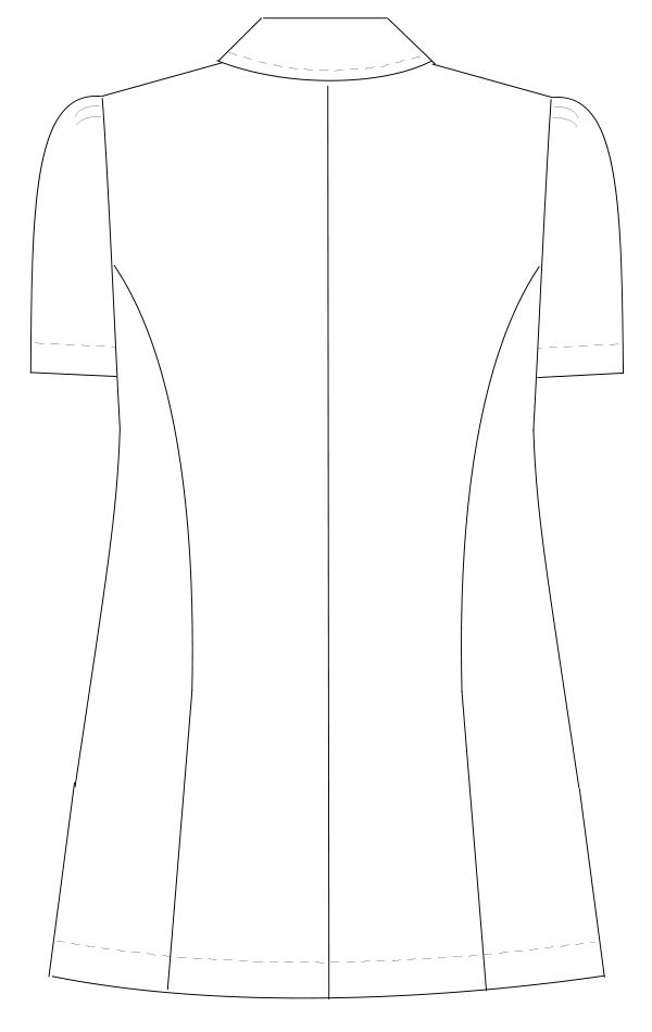 CF-4802 バックスタイルイラスト