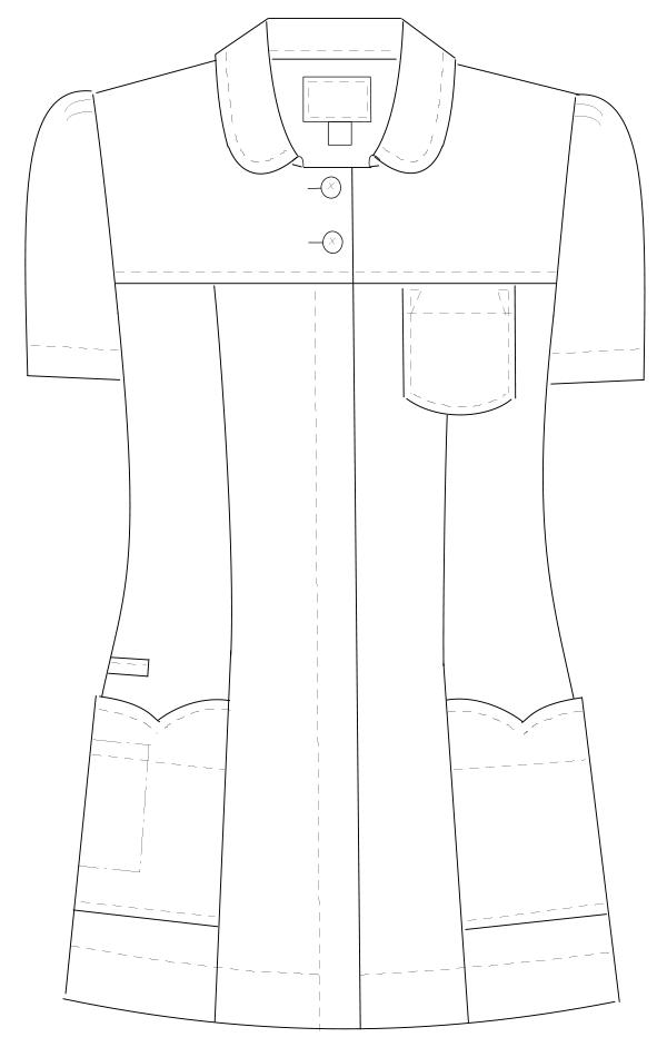 CF-4802 フロントスタイルイラスト
