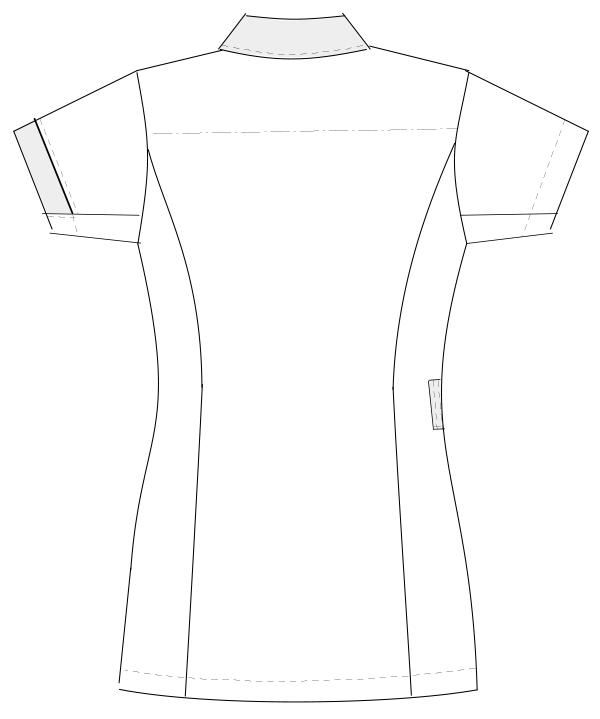 CFS-2607 バックスタイルイラスト