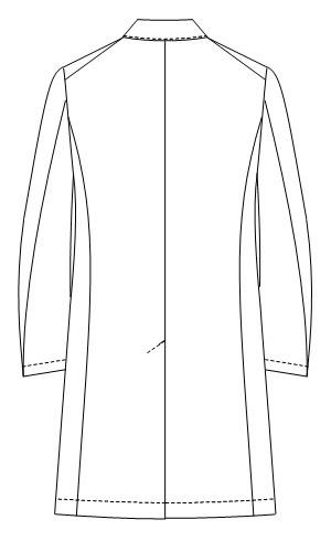 CJ-3370 バックスタイルイラスト