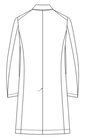 CJ-3420 バックスタイルイラスト