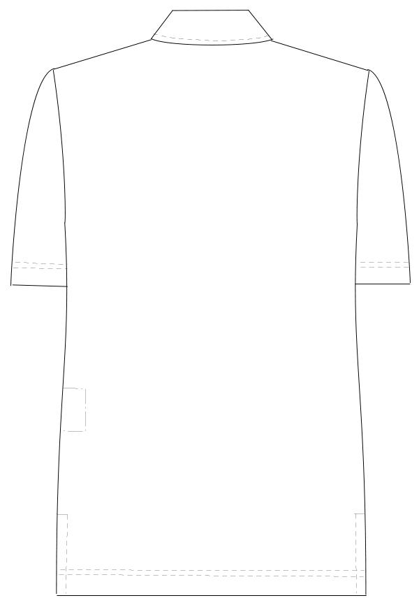 CWF-2642 バックスタイルイラスト