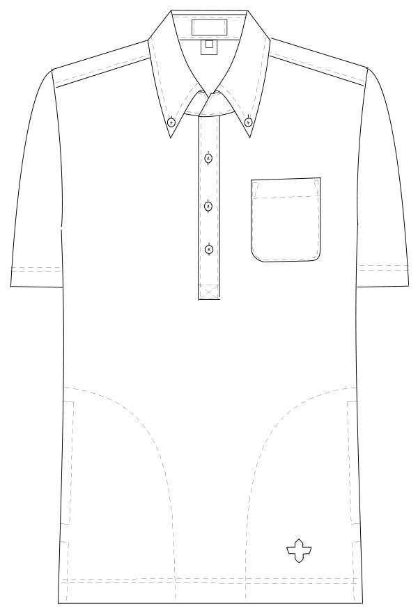 CWF-2642 フロントスタイルイラスト