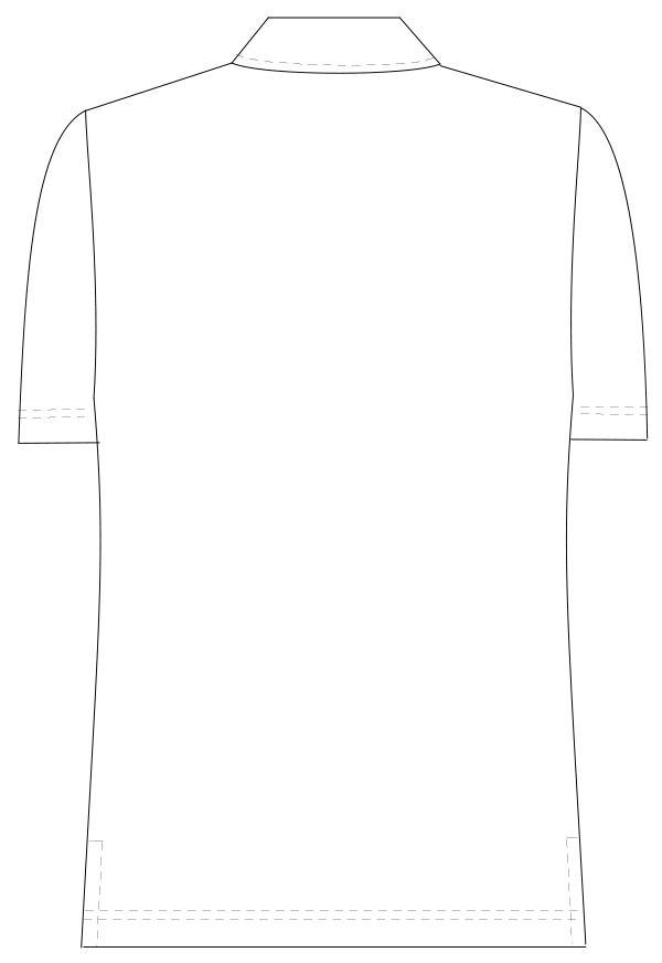 CWF-2647 バックスタイルイラスト