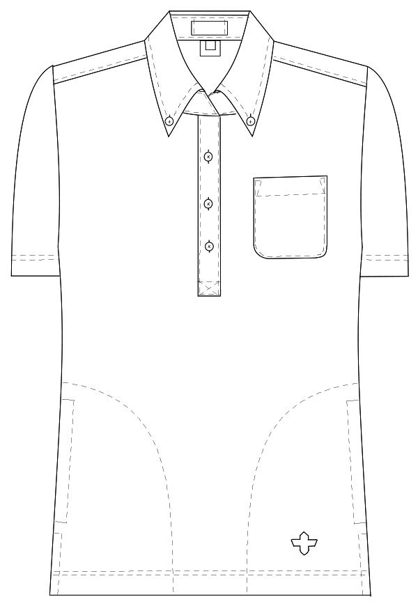 CWF-2647 フロントスタイルイラスト