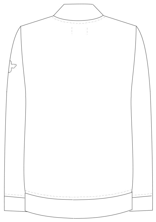 CWH-2630 バックスタイルイラスト