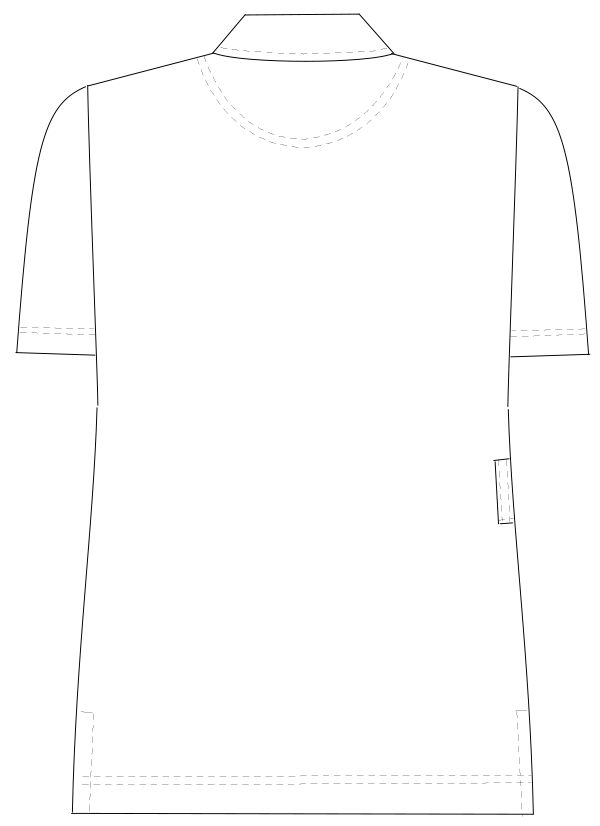 CX-2437 バックスタイルイラスト