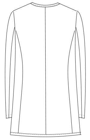 EH-2880 バックスタイルイラスト