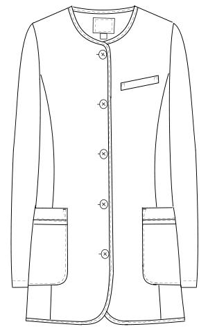 EH-2880 フロントスタイルイラスト