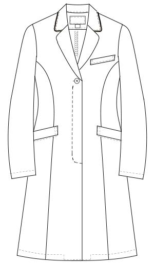 EH-3710 フロントスタイルイラスト