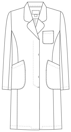 EM-3035 フロントスタイルイラスト