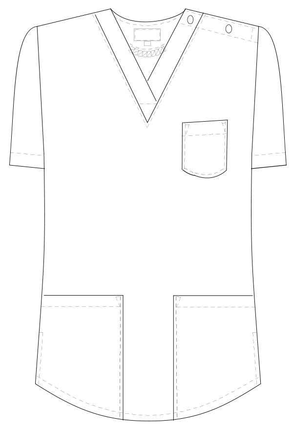 ES-8662 フロントスタイルイラスト