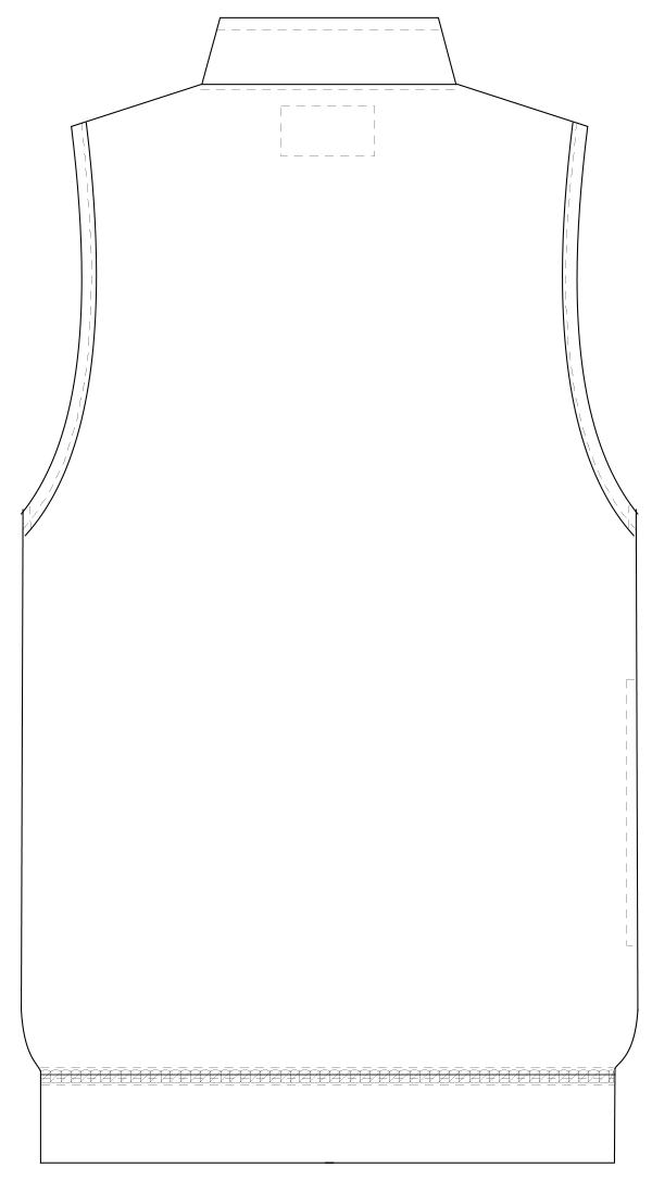 FA-4400 バックスタイルイラスト