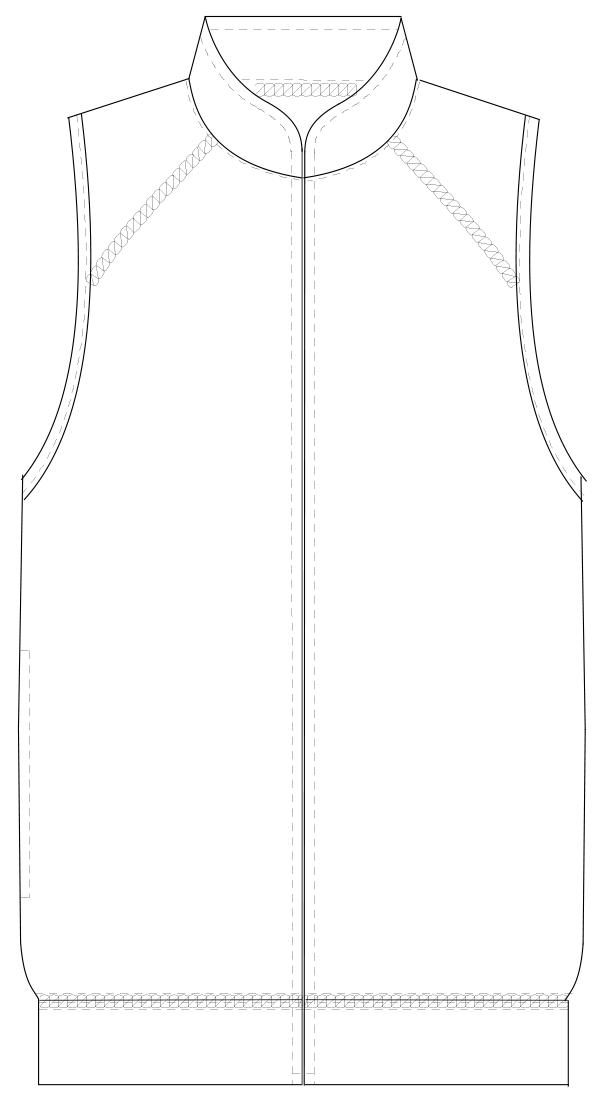 FA-4400 フロントスタイルイラスト