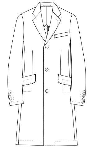 FD-4020 フロントスタイルイラスト