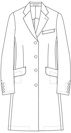 FD-4040 フロントスタイルイラスト