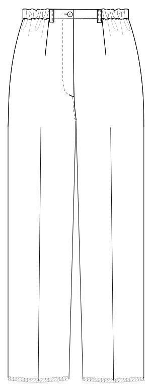 FE-4503 フロントスタイルイラスト