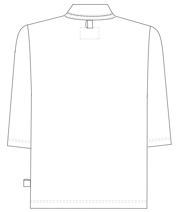 FG-1511 バックスタイルイラスト