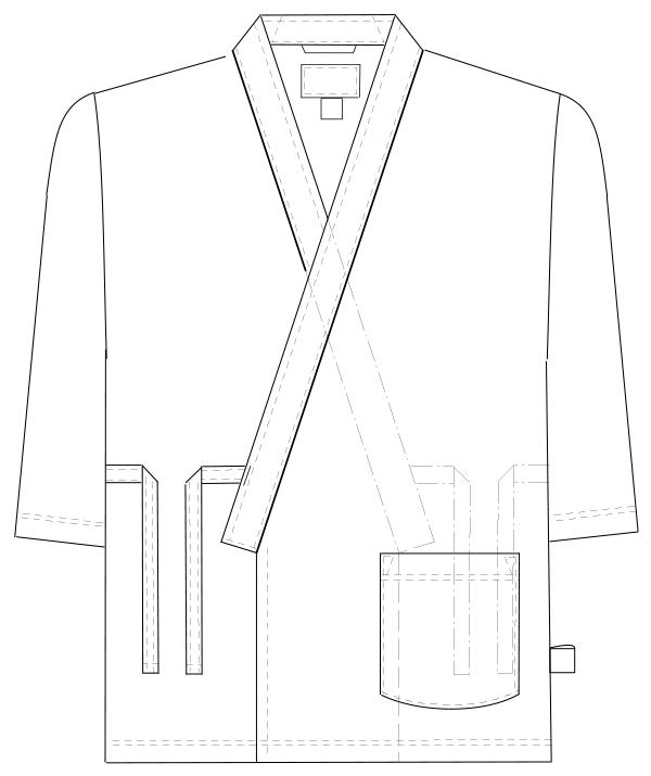 FG-1511 フロントスタイルイラスト