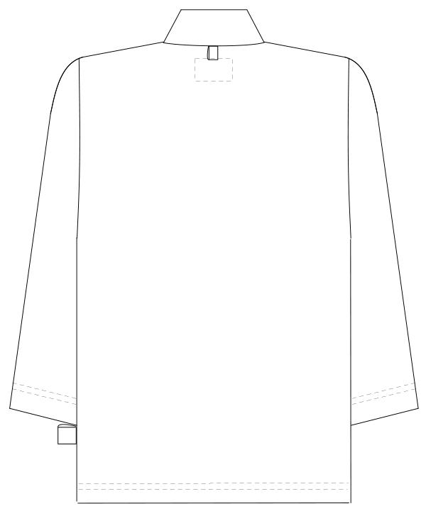 FG-1516 バックスタイルイラスト
