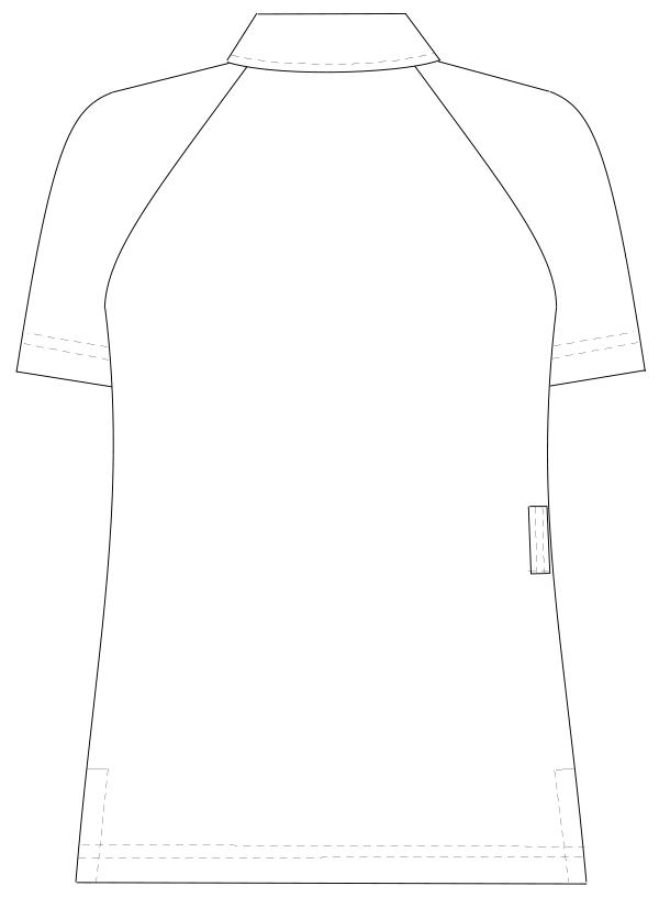 FH-2302 バックスタイルイラスト