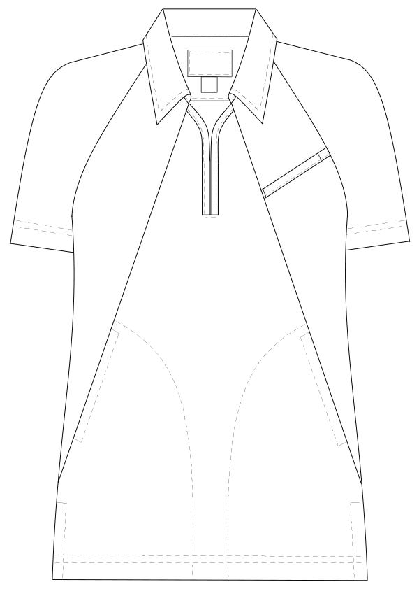 FH-2302 フロントスタイルイラスト