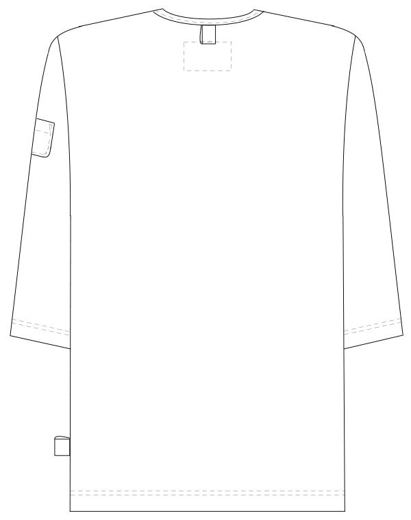FK-1466 バックスタイルイラスト