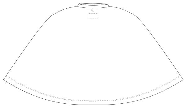 FK-1480 バックスタイルイラスト