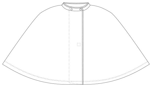 FK-1480 フロントスタイルイラスト