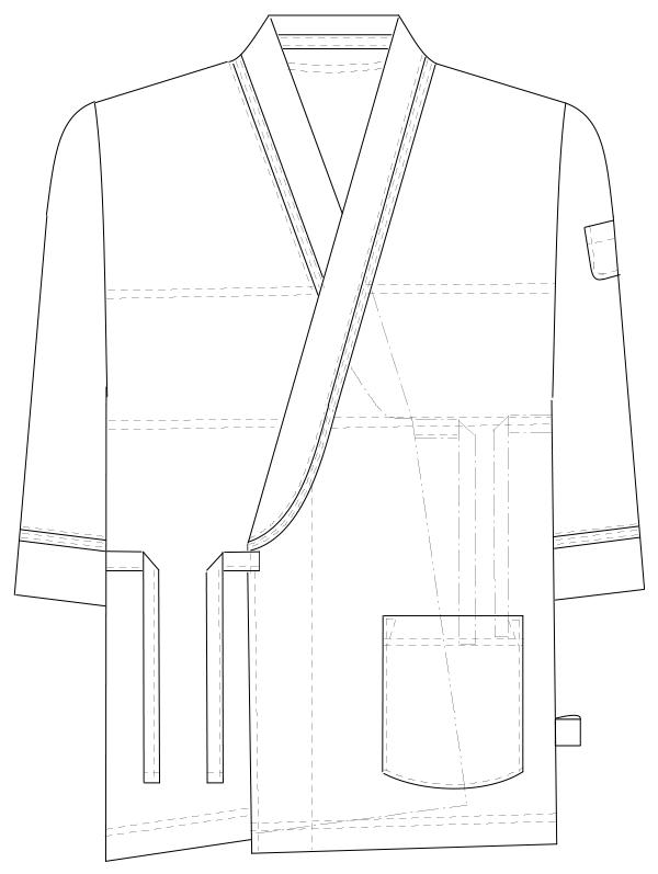 FK-1481 フロントスタイルイラスト