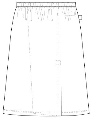 FK-1488 フロントスタイルイラスト