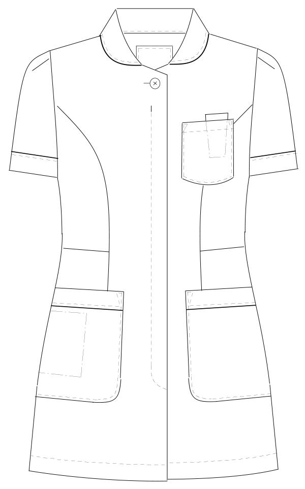 FT-4412 フロントスタイルイラスト