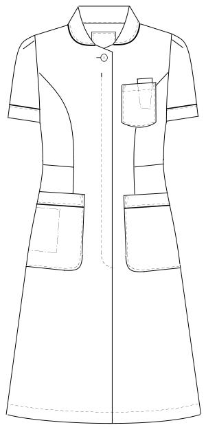 FT-4417 フロントスタイルイラスト