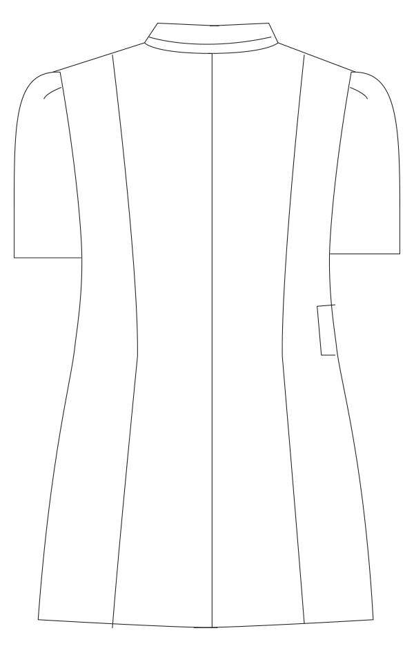 FT-4442 バックスタイルイラスト