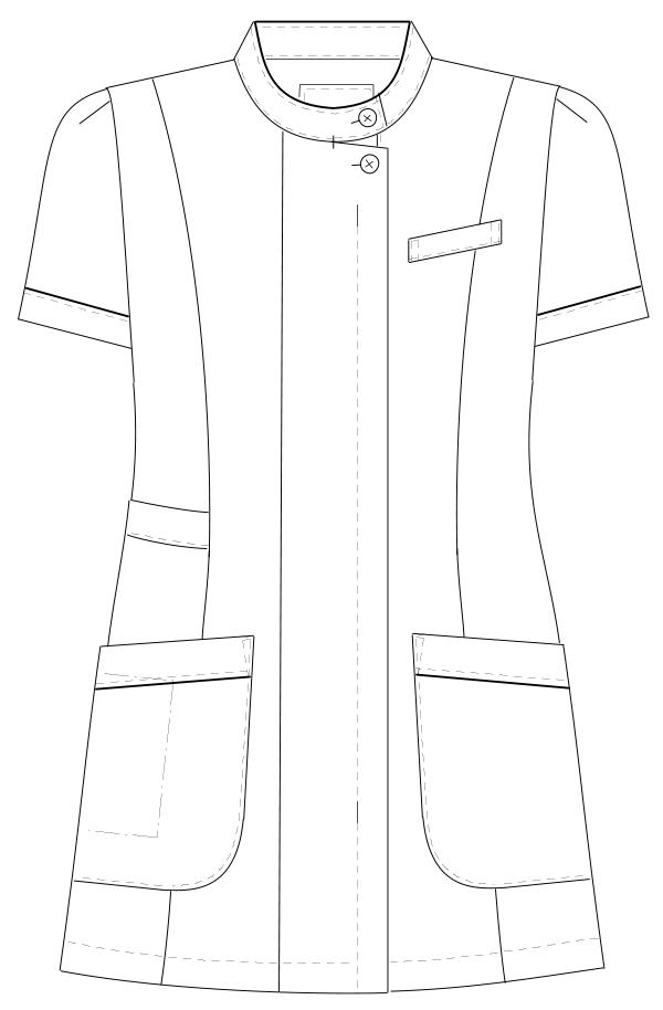 FT-4482 フロントスタイルイラスト