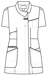 FT-4592 フロントスタイルイラスト