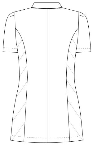 FT-4597 バックスタイルイラスト