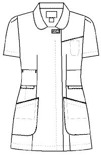 FT-4622 フロントスタイルイラスト